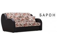 Peterburg бежевый (Ткань + Экокожа)