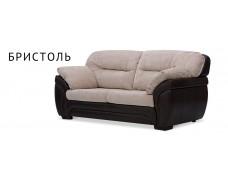 Velvet бежевый (Ткань + Экокожа)
